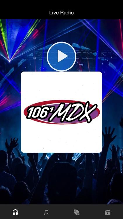 106.1 MDX