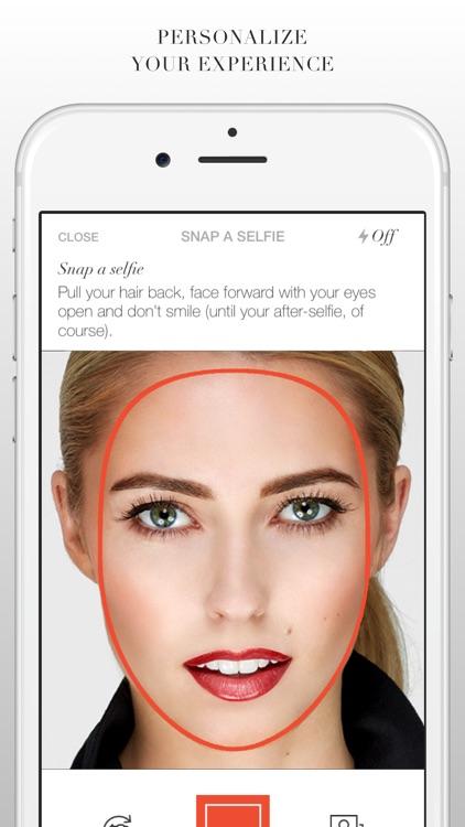MAP MY BEAUTY - makeup tutorials on your selfie