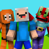 Cartoon and Fictional Character Skins For MCPE - Best Skins For Minecraft Pocket Edition