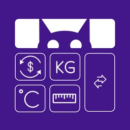 Sasha Convert Calculator -Currency&Units converter