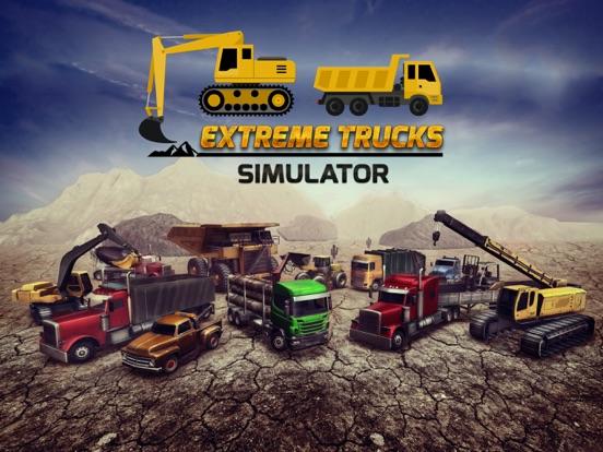 Extreme Trucks Simulator на iPad
