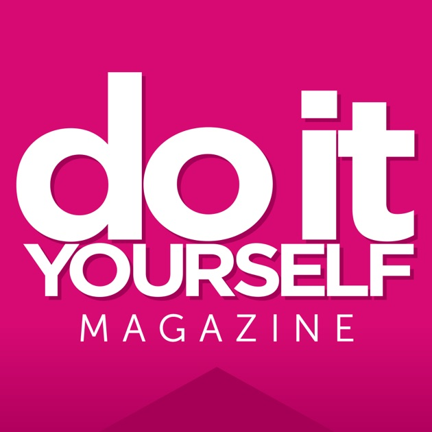 Do It Yourself Magazine on the App Store