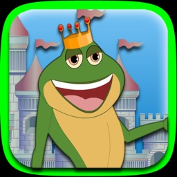 The Frog Prince - Picture Story