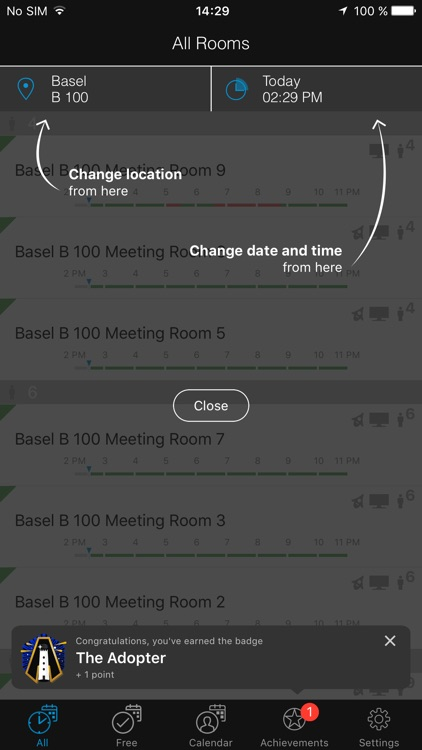 Meeting Rooms (for Office 365)