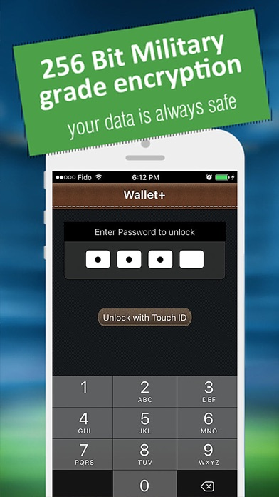 Download WalletPlus : Wallet on iPhone for Pc