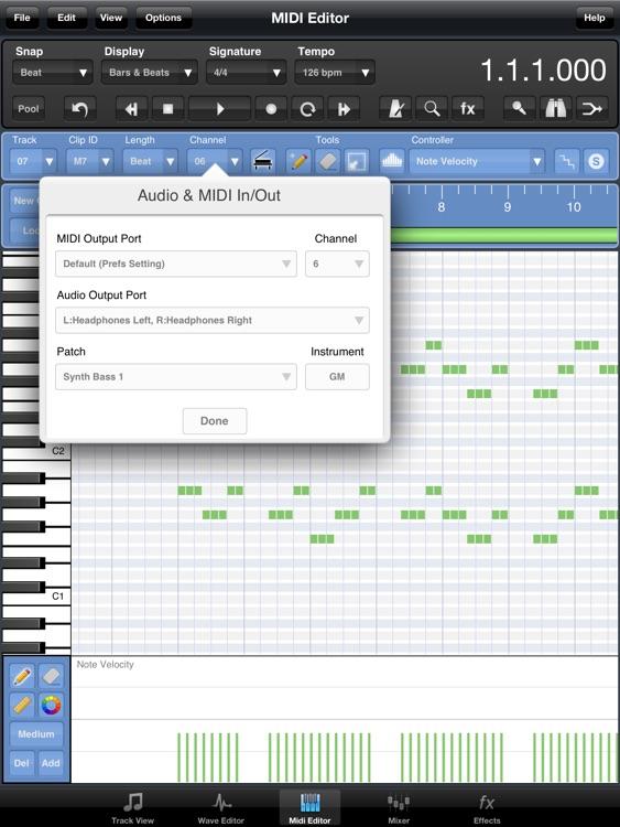 Meteor Multitrack Recorder screenshot-4