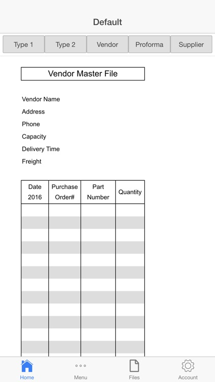 Purchase Order Suite screenshot-4