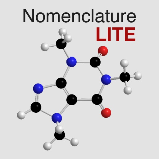 Learn Organic Chemistry Nomenclature LITE