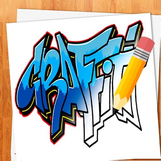 How to Draw Graffitis iOS App