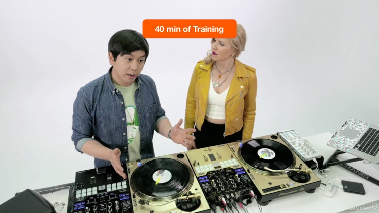 Turntablism Course For Skratching Essentials screenshot-4