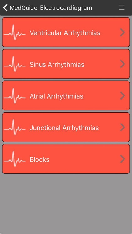 MedGuide ( راهنمای جامع پزشکی ) screenshot-3
