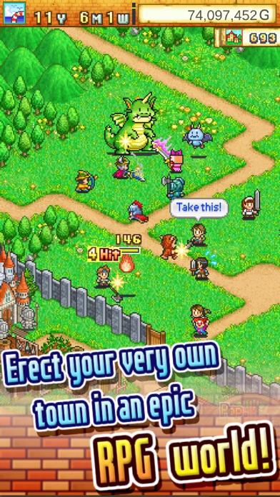 Screenshot #1 pour Dungeon Village