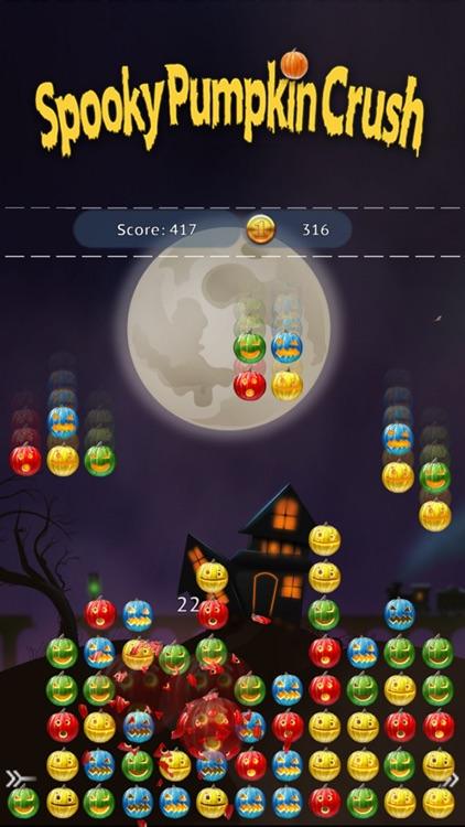 Spooky House : Halloween Pumpkin Crush screenshot-3