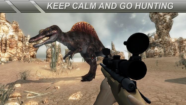 Jurassic Dinosaur Hunter : Max Hunt 2017 screenshot-4