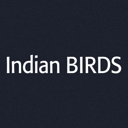 Indian BIRDS Magazine