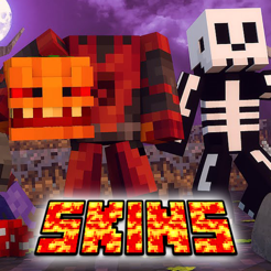 Halloween Skins for Minecraft PE & PC Edition Free on the App Store