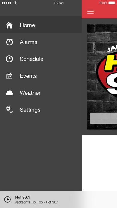 Hot 96.1 screenshot two