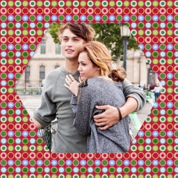 Holiday Xmas Photo Frame - Picture Editor