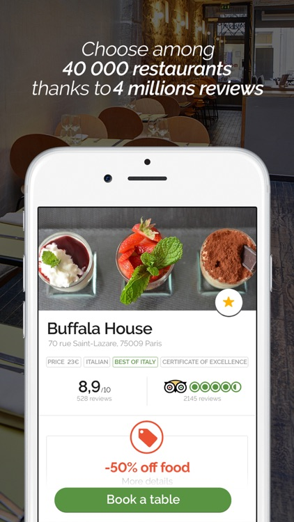 TheFork Restaurants - Bookings & Offers screenshot-4