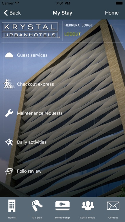 Krystal Hotels & Resorts screenshot-3