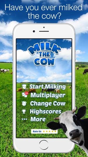 Milk The Cow - Kuh Melken Screenshot