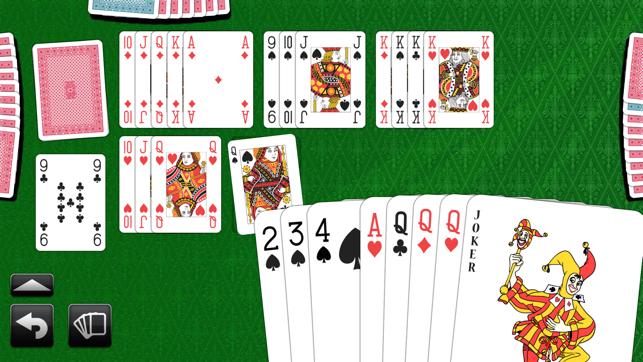 rummy hd el juego de cartas en app store. Black Bedroom Furniture Sets. Home Design Ideas