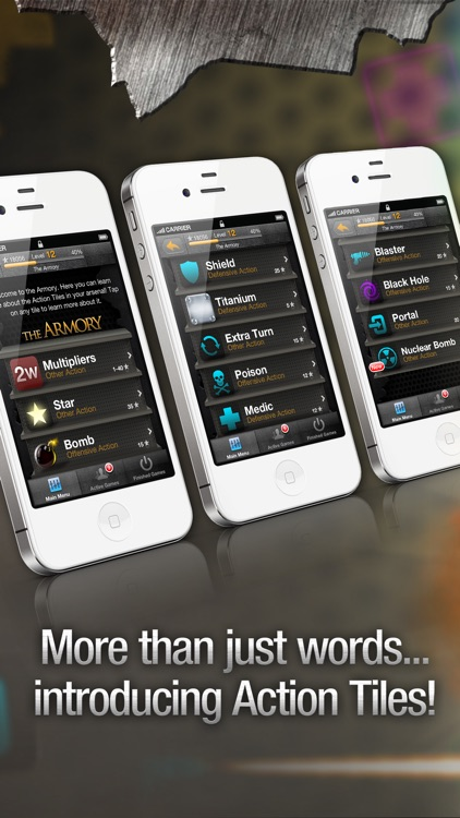 War of Words 2 - Crossword Strategy Game screenshot-3