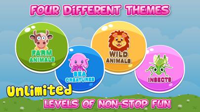 Animals Matching Blocks for Kids Pro