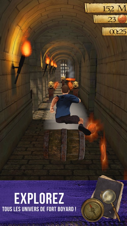 Fort Boyard Run screenshot-0