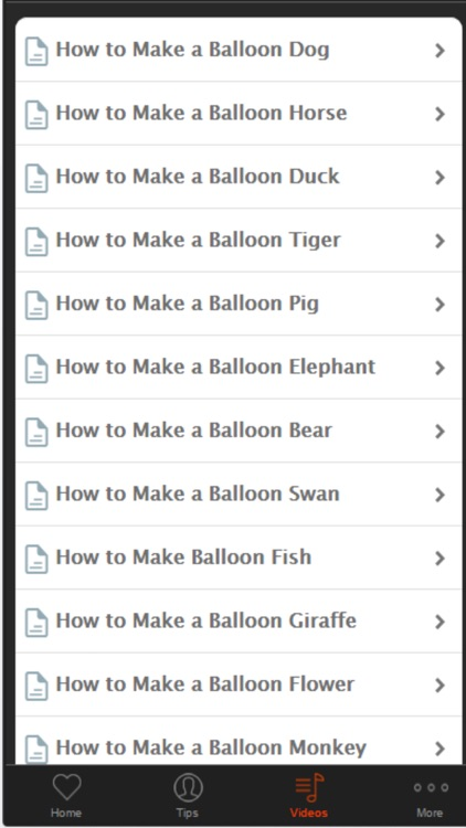 How to Make Balloon Animals