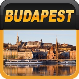Budapest Offline Map Travel Guide