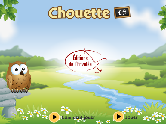 Chouette 1A screenshot three