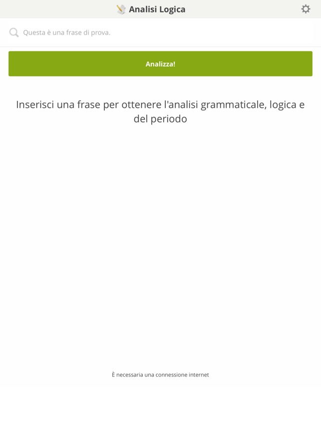 Analisi grammaticale fumo an dating