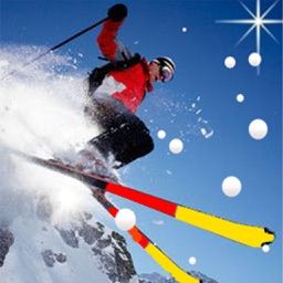 Winter Super Cross SnowSkiing - Free 3D Snow Water Racing Madness Game