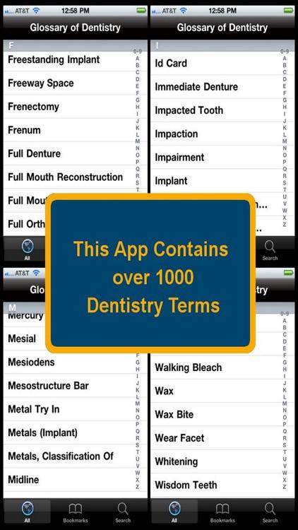 Glossary of Dentistry screenshot-4