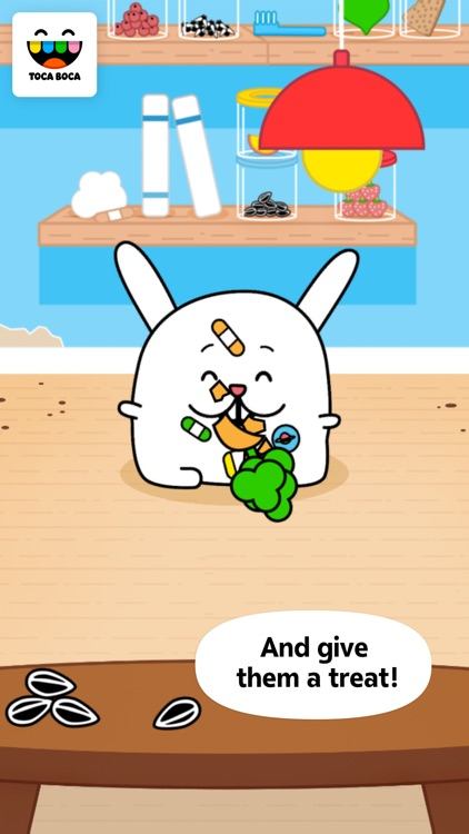 Toca Pet Doctor screenshot-3