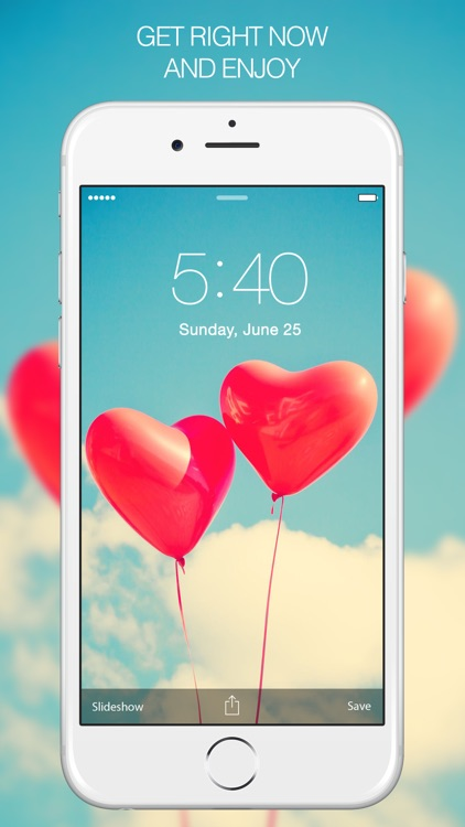 Valentines Wallpapers – Love Quotes & Love Picture screenshot-4