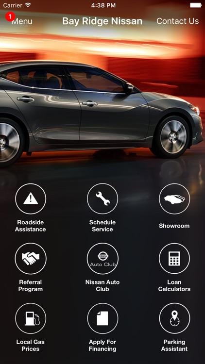 Perfect Bay Ridge Nissan DealerApp