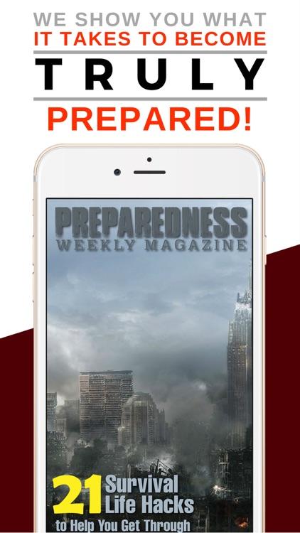 Preparedness Weekly Magazine screenshot-4