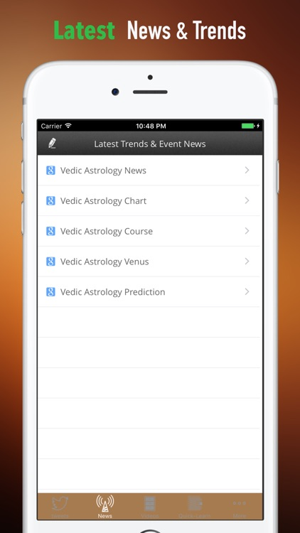 Vedic Astrology 101:Glossary and News screenshot-4