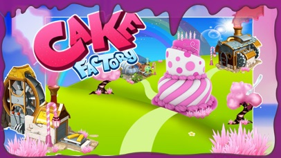 Cake Factory – Make dessert in this cooking game screenshot one