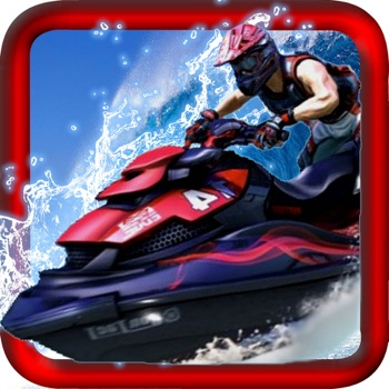 A Speed Jet Sky : Racing Seas