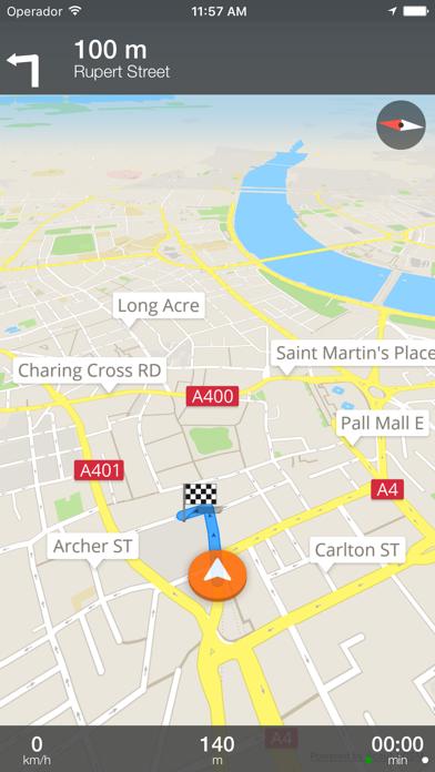 Mongolia mapa offline y guía de viajeCaptura de pantalla de1