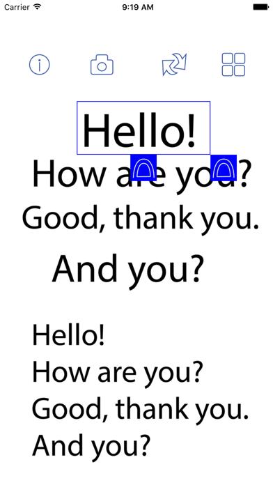 フォト翻訳 - 英和のおすすめ画像1