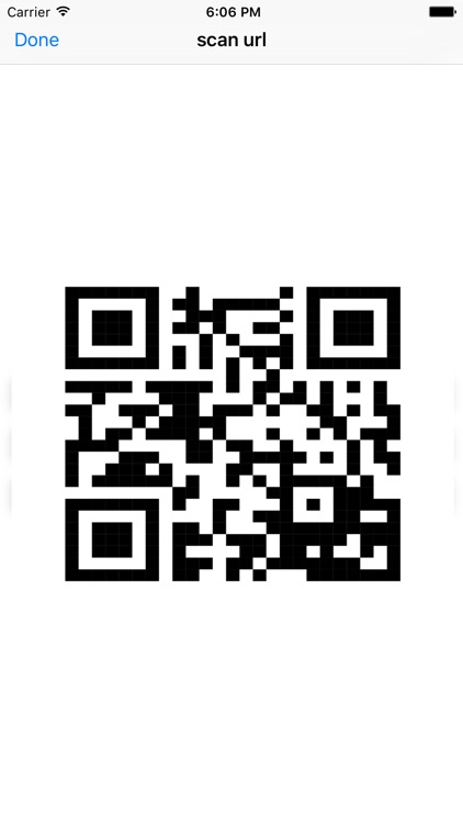 PSLaunch - Scan website from QR Code