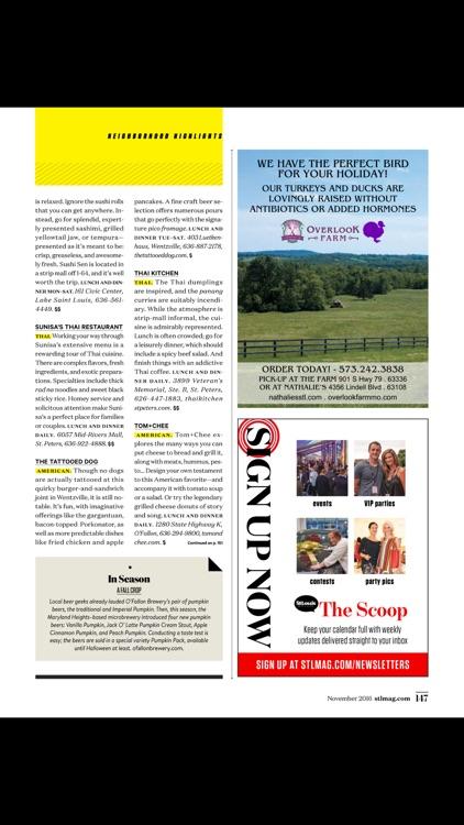 St. Louis Magazine screenshot-4