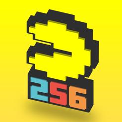 PAC-MAN 256 Labyrinthe infini style arcade