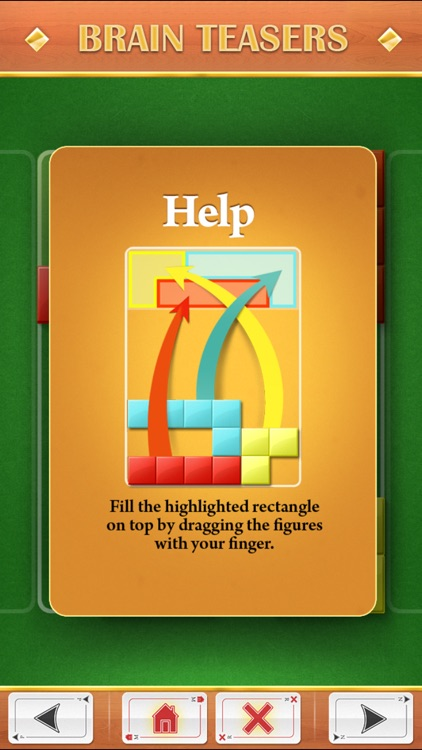 Brain Games - free puzzle pop mind games screenshot-1