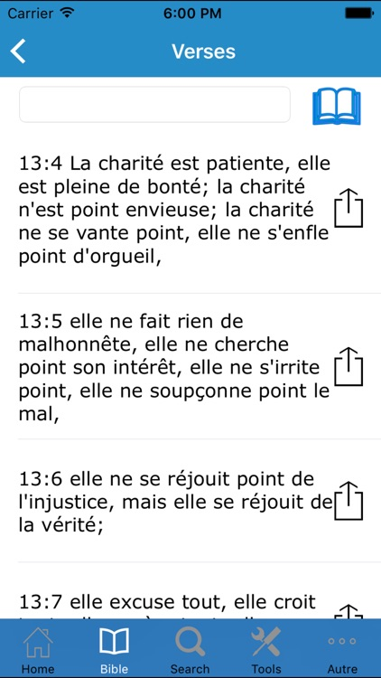 La Sainte Bible en Français  par Louis Segond screenshot-3