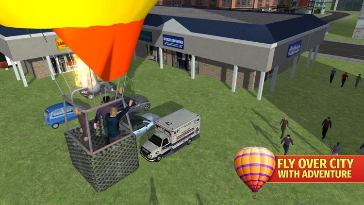 Hot Air Balloon Simulator & Ultra Flight Sim game screenshot-3